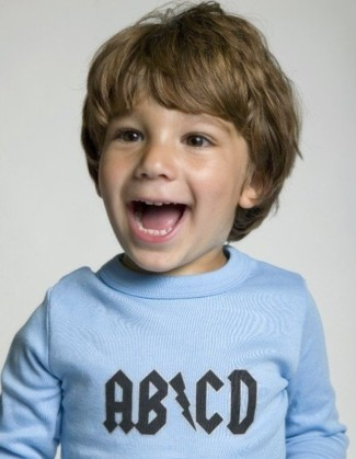 AB/CD - Baby and Toddler Shirt