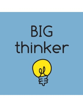 Big Thinker - Uncommonly Cute