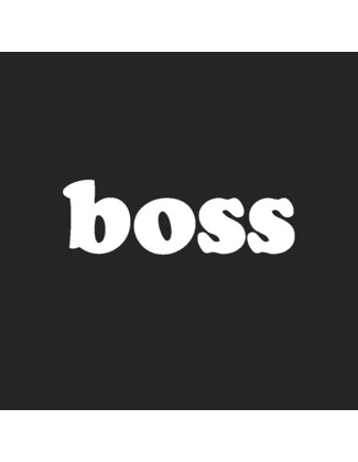 Boss - Uncommonly Cute