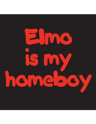 Elmo is My Homeboy - Uncommonly Cute
