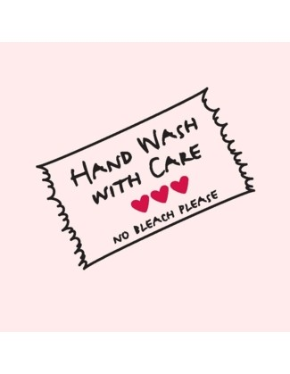Hand Wash with Care - Uncommonly Cute