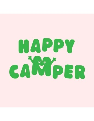 Happy Camper - Uncommonly Cute