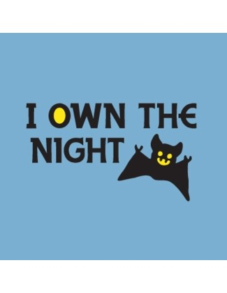 I Own the Night - Uncommonly Cute