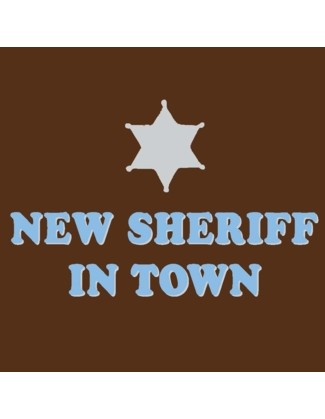 New Sheriff in Town - Uncommonly Cute
