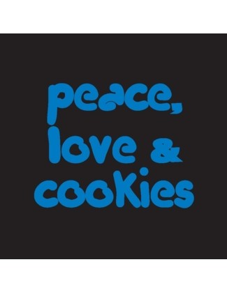 Peace, Love & Cookies - Uncommonly Cute