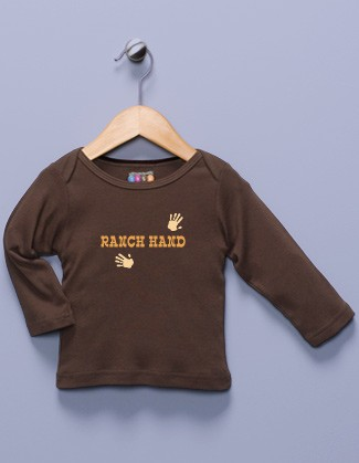 """Ranch Hand"" Long Sleeve Shirt"
