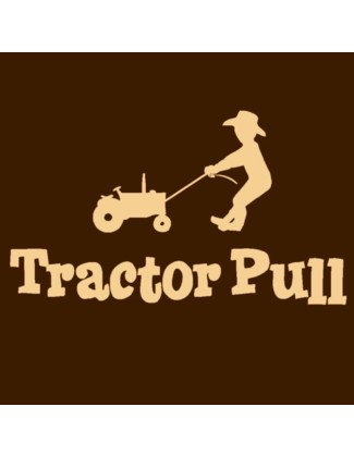Tractor Pull - Uncommonly Cute