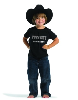 Tuff Guy (Like My Daddy) - Short Sleeve T-Shirt