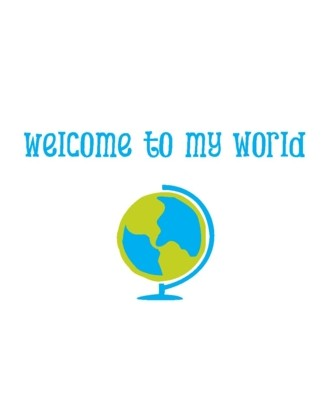 Welcome to My World - Uncommonly Cute