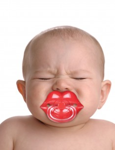 Pacifier - LIPS Pacifier