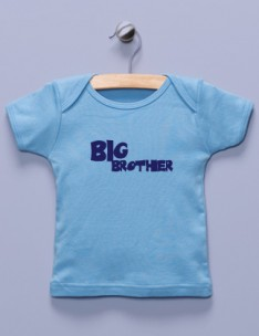 &quot;Big Brother&quot; Blue Shirt / T-Shirt