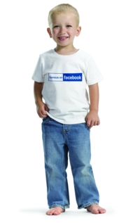Famous on Facebook Toddler Shirt